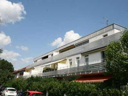 Sonnige 2,5 (3)-Zi.-Erdgeschosswohnung in sehr ruhiger Ortslage, nur 250 m vom Zamilapark entfernt
