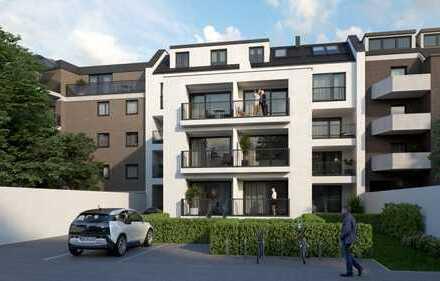 Maisonnette-Wohnung mit Garten in Lindenthal!