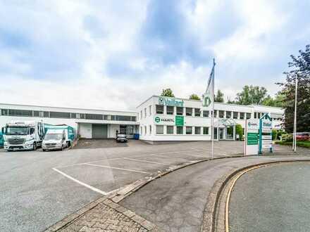 Erbbaurecht | Attraktiver Gewerbekomplex in hervorragender Lage von Dortmund | Alleinauftrag