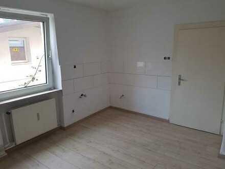 Vollständig renovierte 3,5-Zimmer-Wohnung mit Balkon in Gorxheimertal
