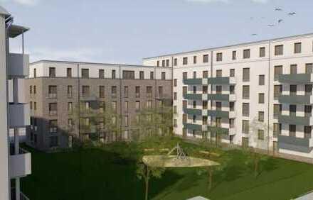 hochwertige Familienwohnung in ruhiger Lage im graphischen Viertel