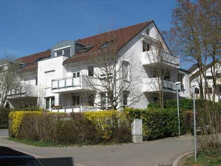 Schöne gepflegte Wohnlage - TG-Stellplatz inklusive