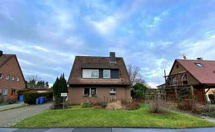 Grünblick- Freistehendes Einfamilienhaus in gefragter Lage