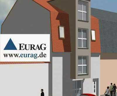 ER-Zentrum: Entkerntes Bestandsgebäude mit Baugenehmigung für 3-4 Whgen