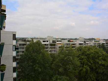 RICKLINGEN, 4-Zimmer-Penthouse-Wohnung, beste Lage