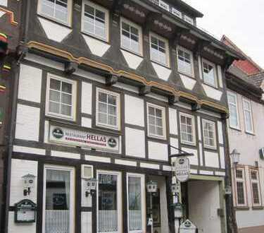Ideale Single-Wohnung in der Einbecker Innenstadt mit Einbauküche