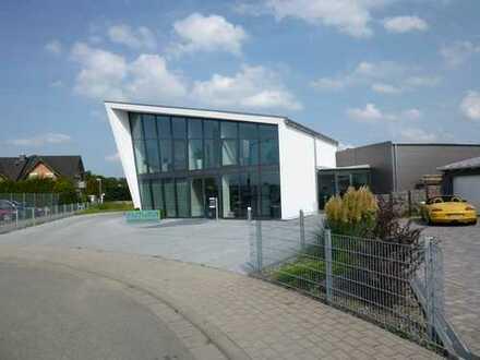Repräsentatives Büro in massiver Bauweise mit Lagerhalle *provisionsfrei*