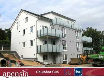 apensio -GEWOHNT GUT-: ERSTBEZUG *2 Zimmer-Wohnung mit DACHTERRASSE und tollem FERNBLICK*