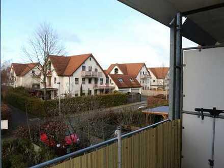 Helle und geräumige 2-Zimmer-Wohnung, erweiterbar um angrenzende 3-Zimmer-Wohnung