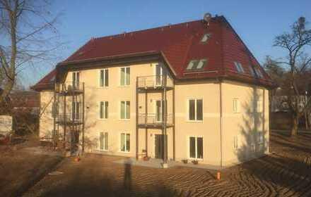 Erstbezug: ansprechende 4-Zimmer-Wohnung mit Balkon in Trebbin