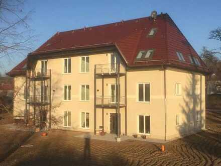 Ansprechende 4-Zimmer-Wohnung mit Balkon in Trebbin