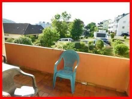 *TOP- geschnittene 2 Zi. Wohnung mit Balkon in Plüderhausen!