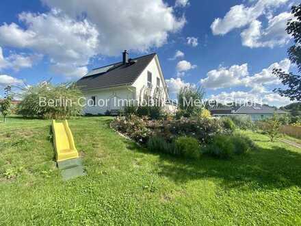 Traumhaftes Haus für die junge Familie mit unverbaubarem Blick ins Grüne. NUR 2KM VON STRAUSBERG!