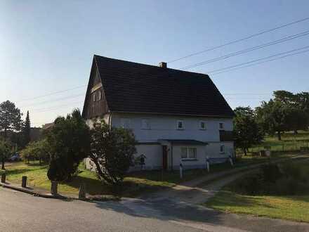 Liebhaberobjekt- Einfamilienhaus in Friedersorf
