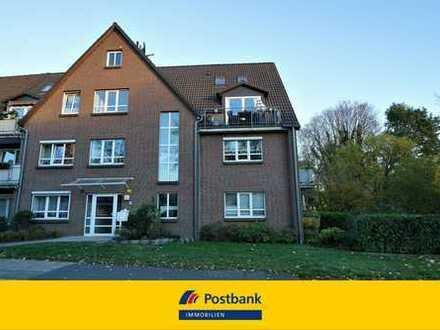 Traumhaft schöne 4 Zi. Maisonette Wohnung mit Balkon in Oslebshausen