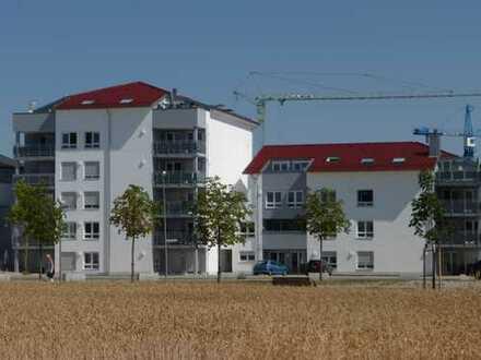 Schöne 3-ZKB im DG mit Balkon in Augsburg