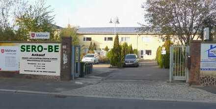 Gewerbegrundstück Reideburger Straße