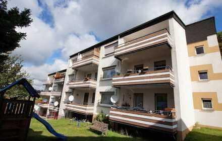 Zentrale Stadtwohnung mit Balkon in Kierspe
