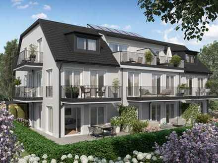 Lichtdurchflutete 3-Zimmerwohnung mit zwei Balkonen im Märchenviertel