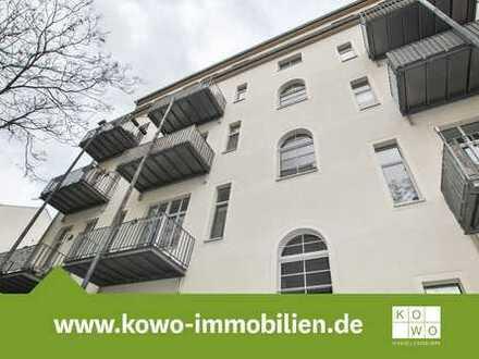 Sanierte 2-Zimmer-Wohnung mit Einbauküche im Herzen Leipzigs!