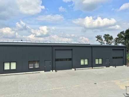 Lager-/ Produktionsfläche inkl. Büro- und Aussenfläche zu vermieten