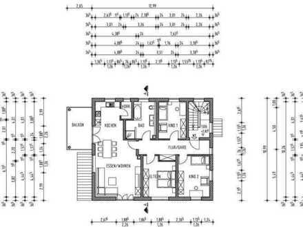 Freundliche 4-Zimmer-Wohnung 1. Stock nähe Haimhausen