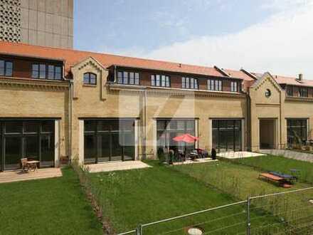 //Exklusives Stadthaus im Quartier Siebengrün mit eigenem Gartenanteil//