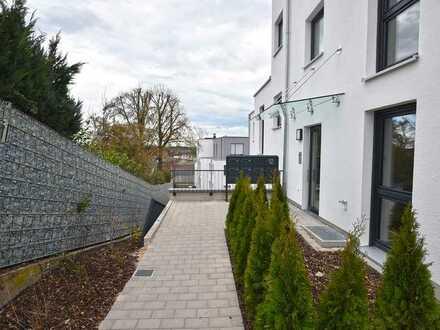 Erstbezug: freundliche, helle 2-Zimmer-Wohnung mit Balkon in Dinkelsbühl - Bestlage