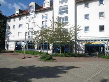 erstklassige 1-Zi. Wohnung (MIT NEUER EBK & AUFZUG)- Fernblick aus 2.OG ins Vogtland-Haselbrunn