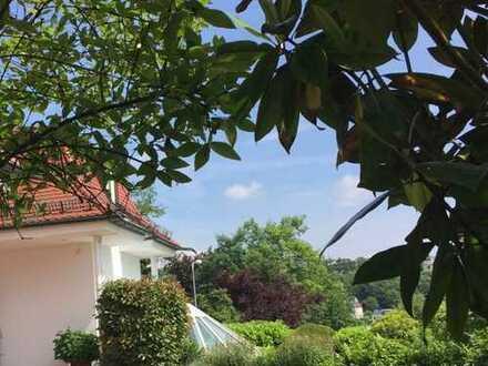 Toplage in Wiesbaden, Sonnenberg - für 1 bis 2 Personen