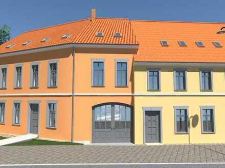 """WE5 vier Zimmer Wohnung im Neubauprojekt """"An der Stadtmauer"""" in Strausberg"""