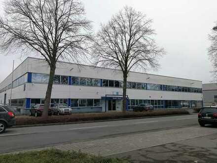 Ausstellungs- Büro-, Hallenflächen ab 200qm- 3800 qm flexibel zu vermieten