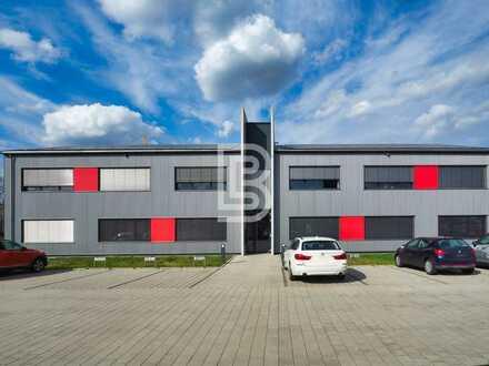 Bötzingen: Hochwertige und flexibel teilbare Bürofläche