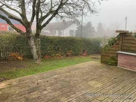 Familienfreundliche 4 Zimmerwohnung mit Terrasse und Garten