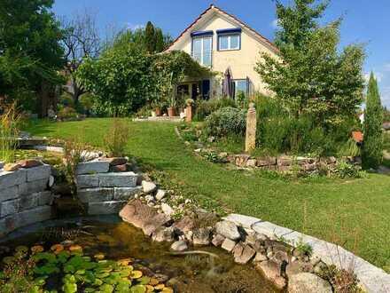 Einfamilienhaus mit viel Charme und schönem Garten in Emmendingen-Windenreute