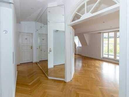 Elegante 5,5-Zimmer-Wohnung am Englischen Garten