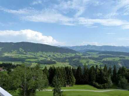 4 Zi-Whng. 141 qm plus gr. Terrasse in Sulzberg/Vlbg. mit herrl. Blick in den Bregenzer Wald