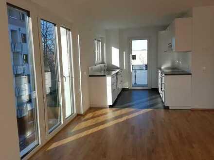 Helle großzügige 4-Zimmer-Wohnung in Freiburg, Herdern- Neuburg, Erstbezug
