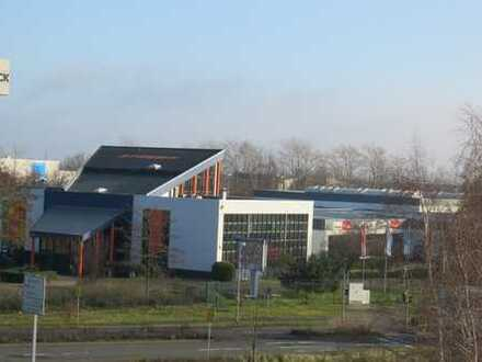 Direkt an der A2, Industriegebiet Hansestraße