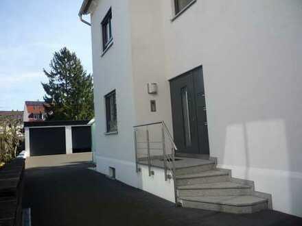 Erstbezug: schöne 3-Zimmer-Dachgeschosswohnung mit überdachter Dachterrasse in Karlsruhe Rintheim