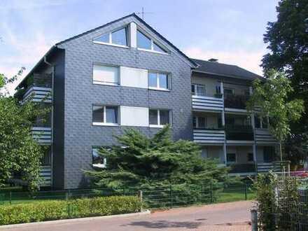 3½ Zimmer-Wohnung mit großem Balkon