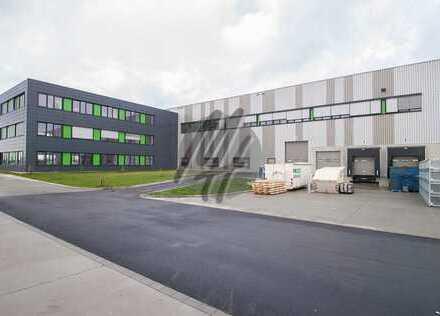 PROVISIONSFREI! NEUBAU! Lager-/Logistik (5.000 qm) & Büroflächen (300-2.000 qm) zu vermieten