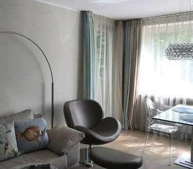 Luxeriöse 3-Zimmer- Wohnung in ruhiger Lage von Westend