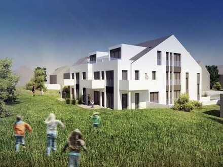 Moderne 3-Zimmer-Wohnung mit sonniger Gartenterrasse in ruhiger und doch zentraler Lage