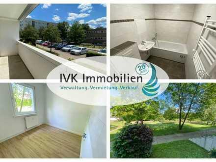***Wohnen im Grünen!!*** 3-RWE - MODERNES BAD - BALKON - Erstbezug nach Sanierung***
