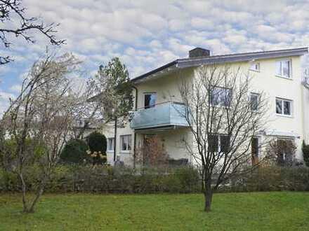 Puchheim: Top Mehrfamilien-Haus in sehr ansprechender Lage mit Sauna