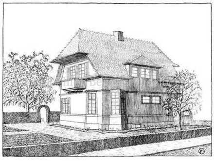 Denkmalgeschützte, charmante Rarität mit Blick auf die Strahlenburg - innenstadtnah in Schriesheim
