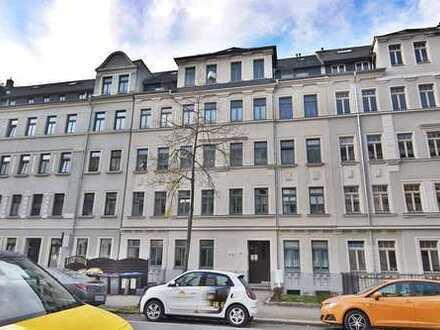 Ideal geschnittene 2-Raum-Wohnung mit Balkon zur Kapitalanlage in Hilbersdorf!