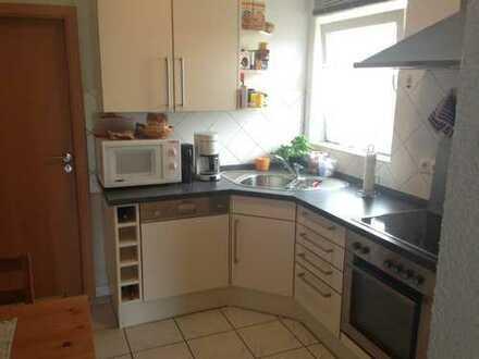 EG-Wohnung mit Terrasse/Garten & EBK **provisionsfrei / befristet**