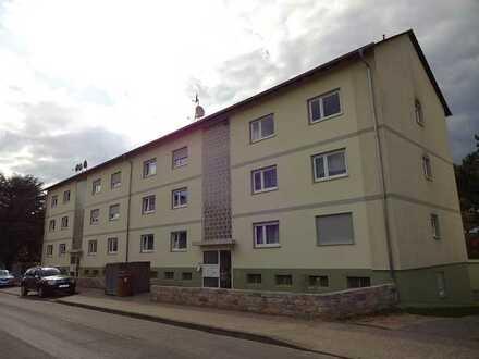 Sofort freie 3 Zimmerwohnung, frisch renoviert, Balkon in Bad Kreuznach